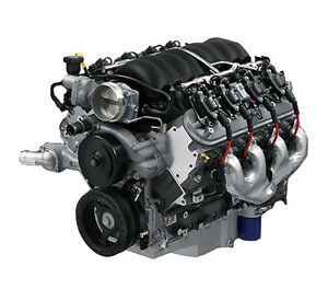 GM Performance LS3 Engine Motor Camaro Corvette LS 430hp