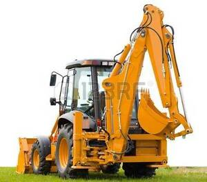 Backhoe for hire in Azilda only.