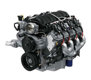 GM PERFORMANCE LS3 CRATE ENGINE 6.2L 430HP