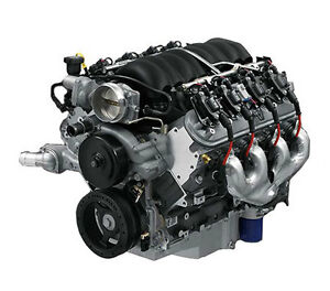 GM PERFORMANCE LS3 CRATE ENGINE
