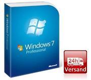 Windows 7 Professional Lizenz 64