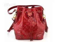 Women's Handbag Shoulder Bag NWT Red VL