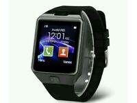 NEW Smartwatch Black or White