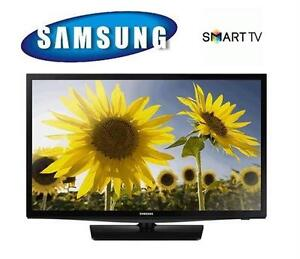 "SAMSUNG 24"" 720P SMART LED TV"