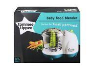 Tommee Tippee Baby Food Blender (NEW)