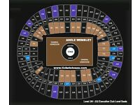 2 x ADELE TICKETS FOR WED 28TH JUNE GENERAL ADMISSION NOT SEATED £250 FOR THE 2