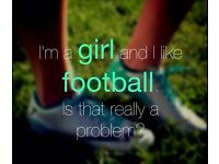 Girls Football Players Wanted, current School Yr 6 Girls!