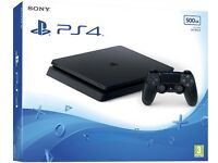 Brand new PS4 slim 500gb with grand turismo sport