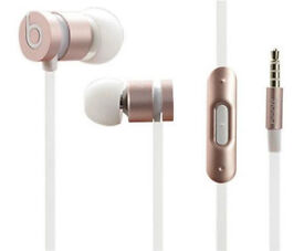 Beats By Dr Dre Urbeats Series II Rose Gold New Limited availability!!