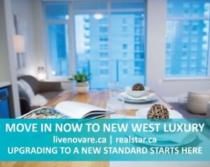 Brand New 2 bedroom 2 bath in New Westminster! Call today!