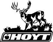 Hoyt Sticker