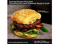 Burger Website Business for Sale. Suit Foodie or Chef + Social Media skills.