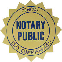 NOTARY PUBLIC/LAWYER/POWER OF ATTORNEY