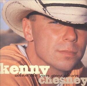 The Most Popular Kenny Chesney Songs