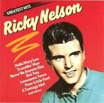 cd - Ricky Nelson - Greatest Hits