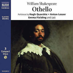 Othello by William Shakespeare CDAudio 2000 - Norwich, United Kingdom - Othello by William Shakespeare CDAudio 2000 - Norwich, United Kingdom