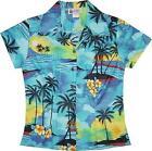 Hawaiian Shirts M Womens