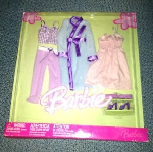 NEW Set of Barbie clothes in package for sale London Ontario image 2
