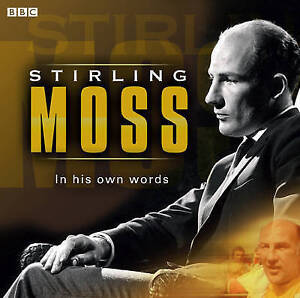 STIRLING MOSS - IN HIS OWN WORDS - CD BBC AUDIO BOOK - NEW/SEALED