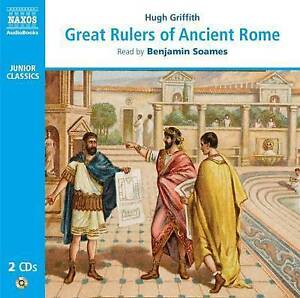 Great-Rulers-of-Ancient-Rome-by-Hugh-Griffith-CD-Audio-2010