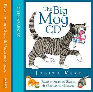 The-Big-Mog-by-Judith-Kerr-CD-Audio-2003