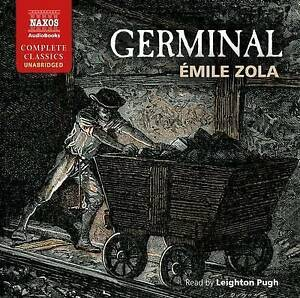 EMILE ZOLA-GERMINAL CD NEW