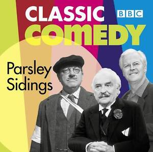 PARSLEY SIDINGS - CLASSIC BBC RADIO COMEDY - 2 NEW UNSEALED CD'S