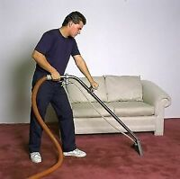 REAL DEEP HOT STEAM CARPET CLEANING SERVICE USING OUR HEAVY-DUTY