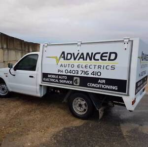 MOBILE AUTO ELECTRICIAN - AUTO ELECTRICS Cannington Canning Area Preview