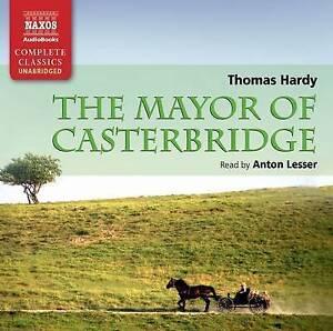 HARDY-HARDY:MAYOR OF CASTERBRIDGE CD NEW