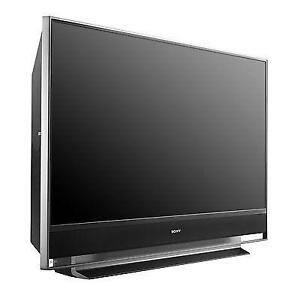 Toshiba Rear Projection TV