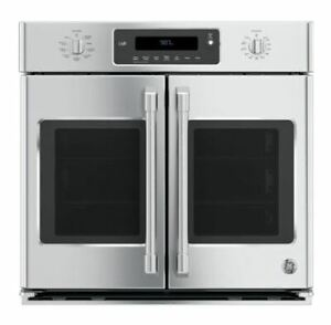"CLEAROUT.... GE CAFE 30"" French Door Wall Oven"