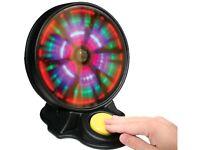 Magic light show switch toy
