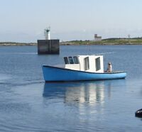 Great boat for fishing or just sailing around