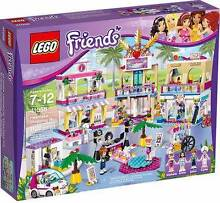 LEGO FRIENDS: SHOPPING MALL #41058 - NEW New Farm Brisbane North East Preview