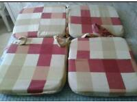 Chair Cushions (Four)
