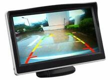 "5"" REVERSE CAMERA - 5""HD Screen & LED Camera $249 fully installed Helensvale Gold Coast North Preview"
