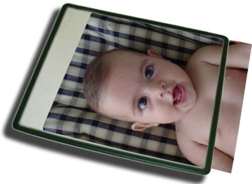 Brand New Lot of 100pcs Custom Photo Insert Mousepad for Personal Pic