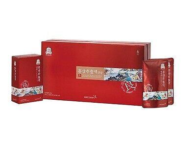 Cheong Kwan Jang  6yr Old Korean Red Ginseng Extract GOOD Grade 90 ml*30 Packs良蔘