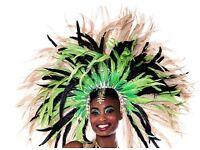 Goddess Notting Hill Carnival Costume / Fancy Dress