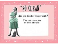 Your Friendly Neighbourhood Cleaner based in Richmond !