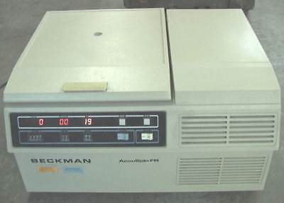 Beckman Accuspin Fr Refrigerated Centrifuge