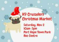K9 Crusaders Christmas Market