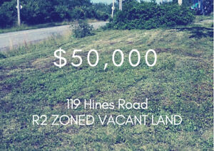 Lot Approved For 2 Residential Units!