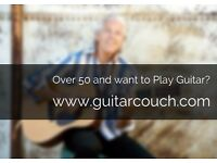 Are You Over 50 and Want to Learn the Guitar?