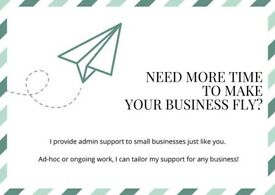 Freelance Virtual Assistant - Admin Support For Small Businesses - Working Remotely