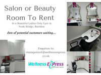 Salon or Beauty Room to Rent in Basildon
