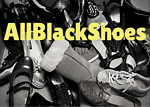 All Black Shoes