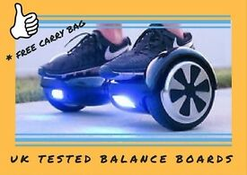 Self Balance Hover Board, 2 Wheel Electric Balance Board UK stock passed by Trading Standards