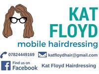 Kat Floyd Hairdressing - Mobile, low cost hair solutions in the comfort of your own home.